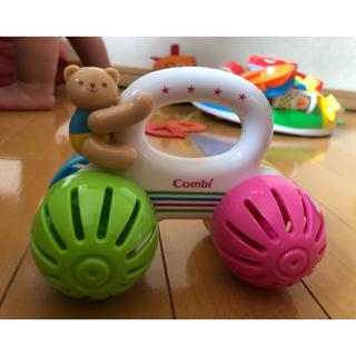 コンビ(combi)のcombiコンビ おもちゃ コロコロベル (がらがら/ラトル)