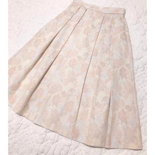 Debut de Fiore - 美品★Debut de Fiore デビュードフィオレ 花柄スカート