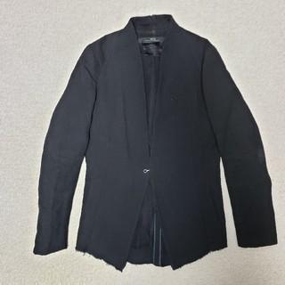 ユリウス(JULIUS)の5万円DIRAINディレインノーカラージャケット1(ノーカラージャケット)