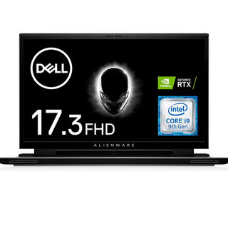 DELL - ALIENWARE 17 m17  Core i9 RTX 2080 MAXQ
