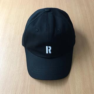Ron Herman - 新品 ロンハーマン キャップ 黒 ブラック