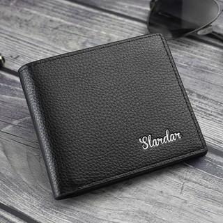 新品 折り財布 メンズ 黒(折り財布)