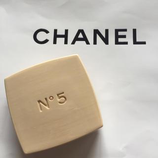 シャネル(CHANEL)のCHANEL  せっけん  1個  新品(ボディソープ/石鹸)