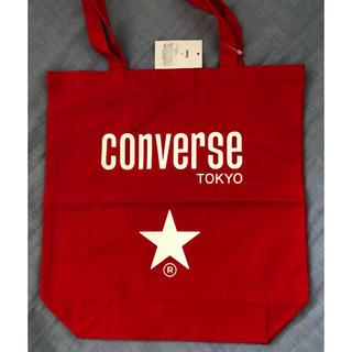 CONVERSE - ✳️新品 convers TOKYO 赤トートバッグ