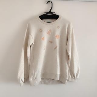 トッカ(TOCCA)のTOCCA トッカ  刺繍 トレーナー  トップス 160 TOCCA(Tシャツ/カットソー)
