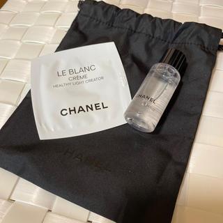 シャネル(CHANEL)のCHANEL 基礎化粧品(サンプル/トライアルキット)