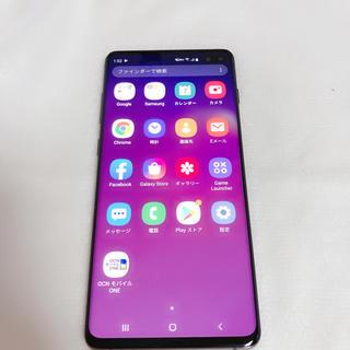SAMSUNG - お値下げ!最高!海外版SIMフリーSamsung Galaxy S10+