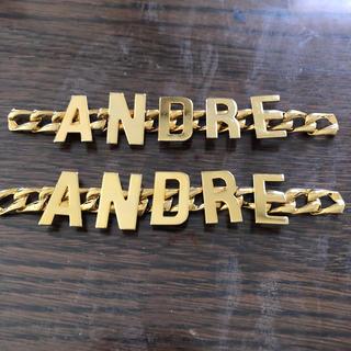 アンドレルチアーノ(ANDRE LUCIANO)のアンドレルチアーノ ロゴ(その他)