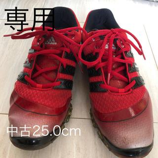 アディダス(adidas)のアディダスのゴルフシューズ(シューズ)