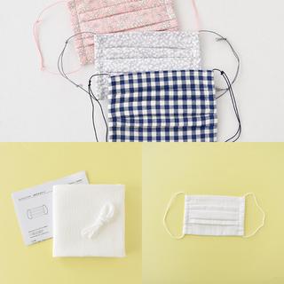 マリメッコ(marimekko)のcheck&stripe(型紙/パターン)