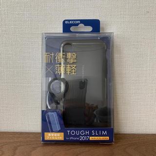エレコム(ELECOM)のすだ様専用!  ELECOM PM-A17XTSP01(iPhoneケース)