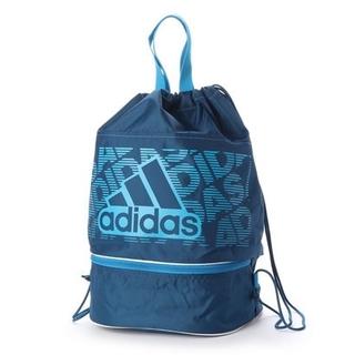 アディダス(adidas)の新品【adidas】 プールバッグ アディダス スイムバッグ(マリン/スイミング)