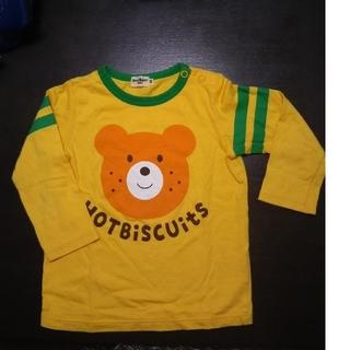 ホットビスケッツ(HOT BISCUITS)のホットビスケッツ ミキハウス 長袖T 90(Tシャツ/カットソー)