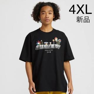UNIQLO - UNIQLO ビリー・アイリッシュ×村上隆 UT Tシャツ 4XL