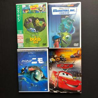 ディズニー DVD 4作品セット