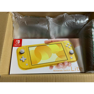 Nintendo Switch - 新品未使用‼️ Switch Lite イエロー