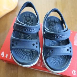 クロックス(crocs)のクロックス サンダル 14cm(サンダル)