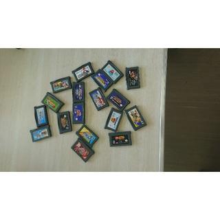 ゲームボーイアドバンス(ゲームボーイアドバンス)のゲームボーイ アドバンス ソフト セット(携帯用ゲームソフト)