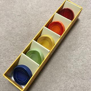 ルクルーゼ(LE CREUSET)のルクルーゼ☆箸置き未使用☆箱なし値引きあり(テーブル用品)