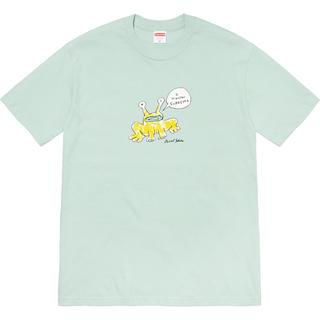 シュプリーム(Supreme)のSupreme/Daniel Johnston Frog Tee(Tシャツ/カットソー(半袖/袖なし))