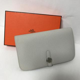 エルメス(Hermes)の新品 エルメス ドゴン ベトン(財布)