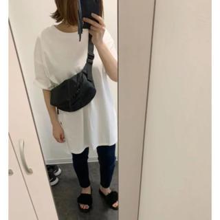 しまむら - 新品 未使用 オーバーサイズ ロング丈 Tシャツ