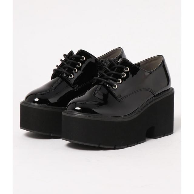 R&E(アールアンドイー)のR&E 厚底 レディースの靴/シューズ(ローファー/革靴)の商品写真