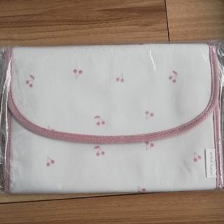 gelato pique - 【新品】ジェラートピケ チェリーモチーフ 母子手帳ケース ピンク