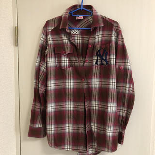エルビーゼロスリー(LB-03)のLB03 チェックシャツ(シャツ/ブラウス(長袖/七分))