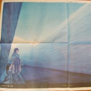 FGO5周年記念新聞 北日本新聞 スカサハ=スカディ(印刷物)