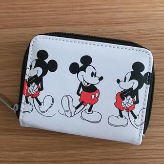 ディズニー(Disney)のSHIPS ミッキー ミニ財布(財布)