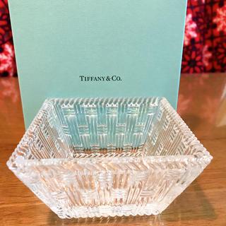 Tiffany & Co. - ティファニー スクエアボウル