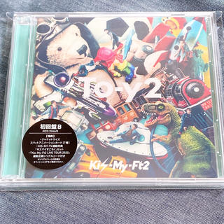 キスマイフットツー(Kis-My-Ft2)のTo-y2(初回盤B)キスマイ アルバム (ポップス/ロック(邦楽))