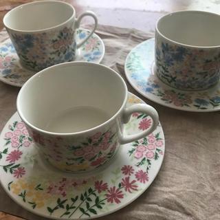 アフタヌーンティー(AfternoonTea)の破格!afternoon tea アフタヌーンティー カップ&ソーサーセット (食器)