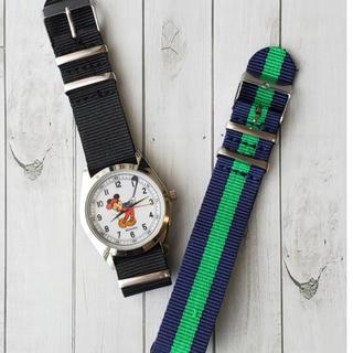 タカラジマシャ(宝島社)の✳︎オトナミューズ ミッキーマウス腕時計✳︎(腕時計)