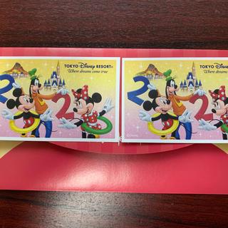 ディズニー(Disney)のディズニーリゾート チケット(遊園地/テーマパーク)