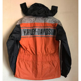 Harley Davidson - ハーレーダビッドソン純正レインジャケット サイズs