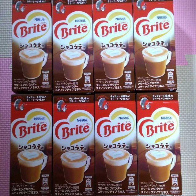 Nestle(ネスレ)のネスレ ショコラテ用 ブライト 【40本】 食品/飲料/酒の飲料(コーヒー)の商品写真