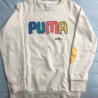 プーマ(PUMA)のPUMA × BRADLEY THEODORE トレーナー(スウェット)