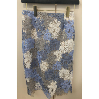 31 Sons de mode - ケミカルタイトスカート
