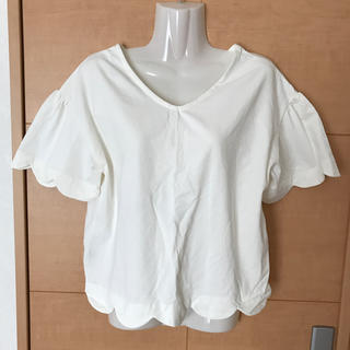 グリーンパークス(green parks)の新品 トップス(Tシャツ(半袖/袖なし))