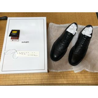 Yohji Yamamoto - sulvam ウイングチップシューズ 革靴