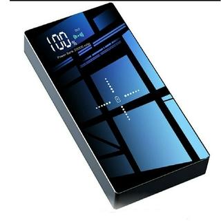 ❇TOVAOON モバイルバッテリー 20000mAh Qi対応
