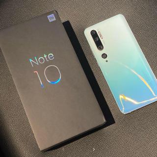 xiaomi Mi Note10 国際版 8GB / 128GB SIMフリー