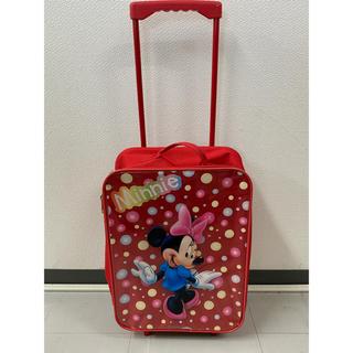 ディズニー(Disney)のDisneyミニー キャリーカート(旅行用品)
