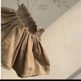 こども ビームス - 韓国子供服 ikii スカート