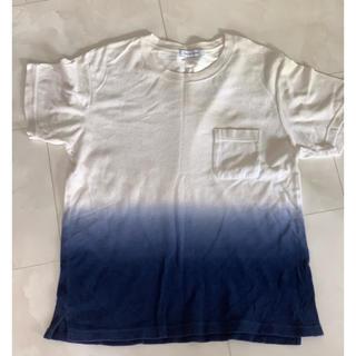 【AZUL by moussy】アズールバイマウジー パイル地Tシャツ