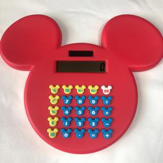 Disney - ミッキーマウス 電卓
