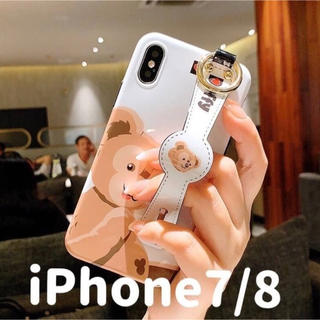 ダッフィー(ダッフィー)の【iPhone7/iPhone8】ダッフィー(iPhoneケース)