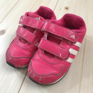 adidas - アディダス adidas シューズ 靴 キッズベビー 140